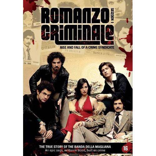 Romanzo criminale - Seizoen 1 (DVD) kopen