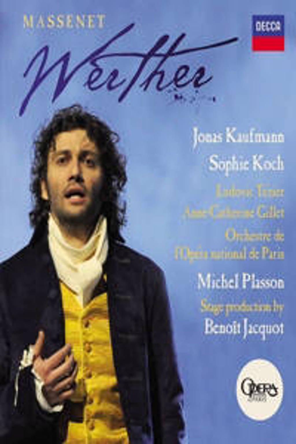 Kaufmann/Koch/Tezier/Gillet - Werther (Blu-ray)