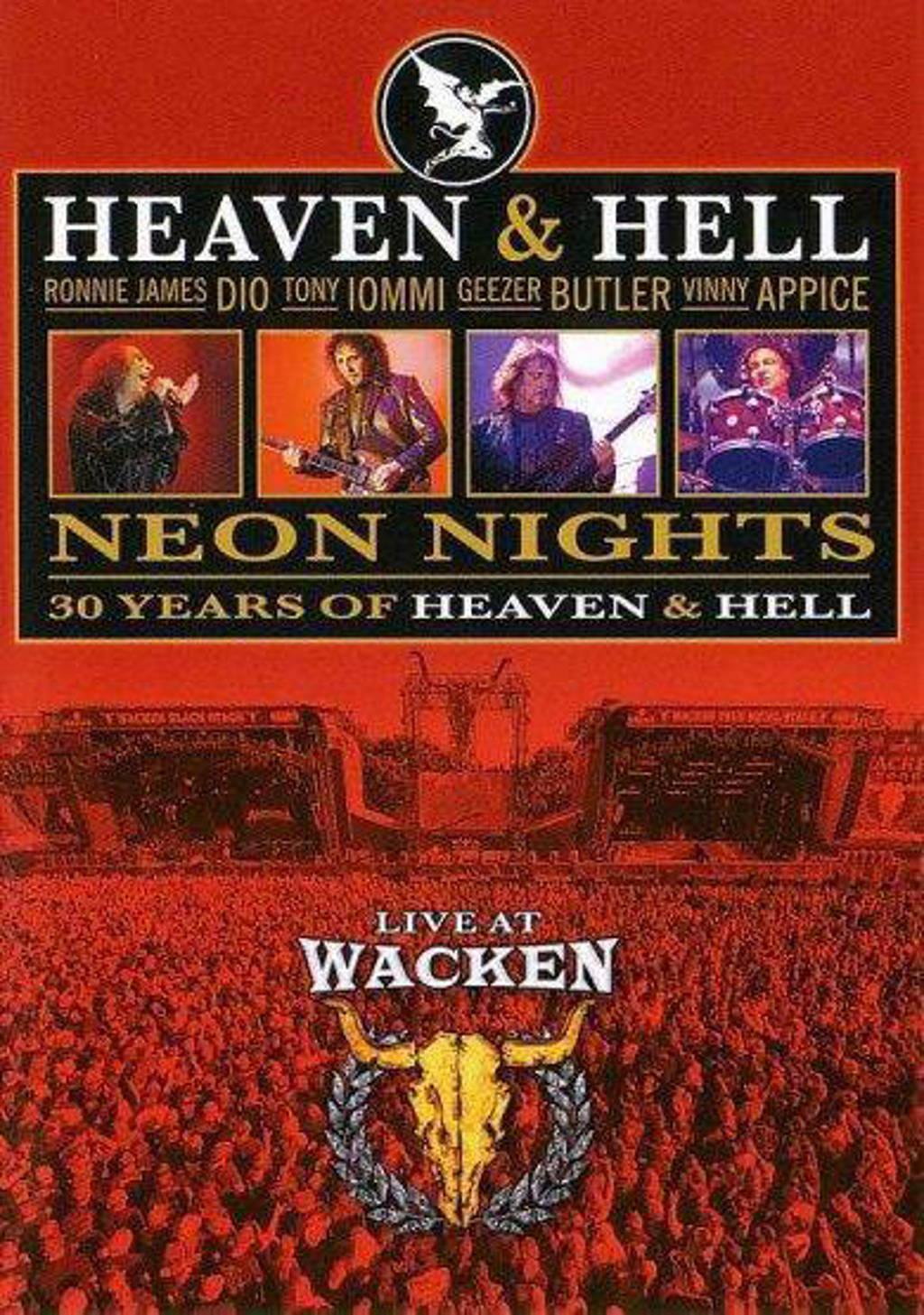 Heaven & Hell - Neon Nights - Live At Wacken (DVD)