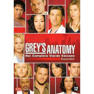 Grey's anatomy - Seizoen 4 (DVD)