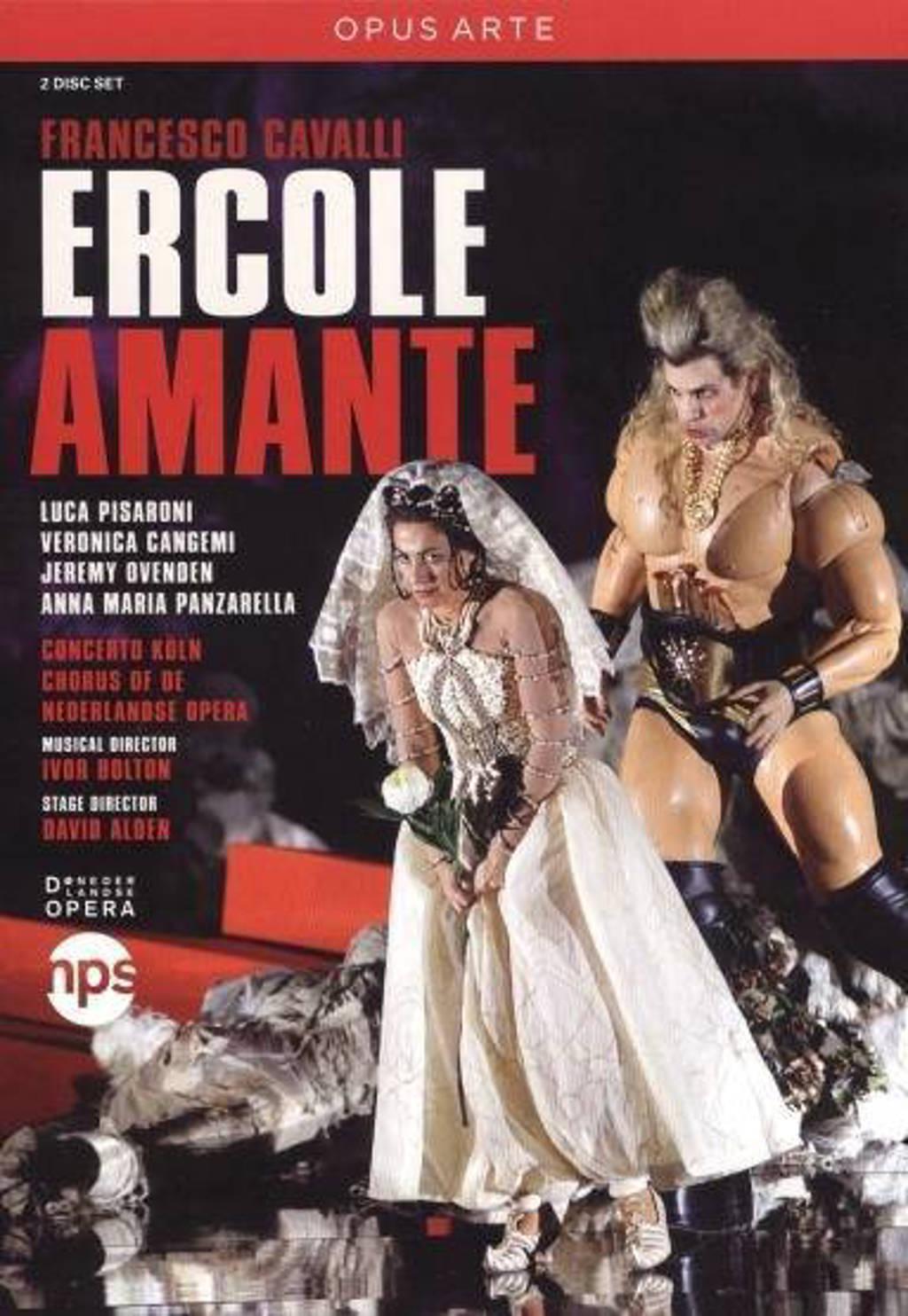 Pisaroni/Cangemi/Zomer/Concerto Kol - Ercole Amante (DVD)