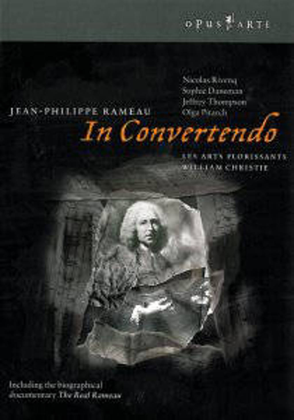 Rivenq/Daneman/Thompson/Les Arts Fl - In Convertendo (DVD)