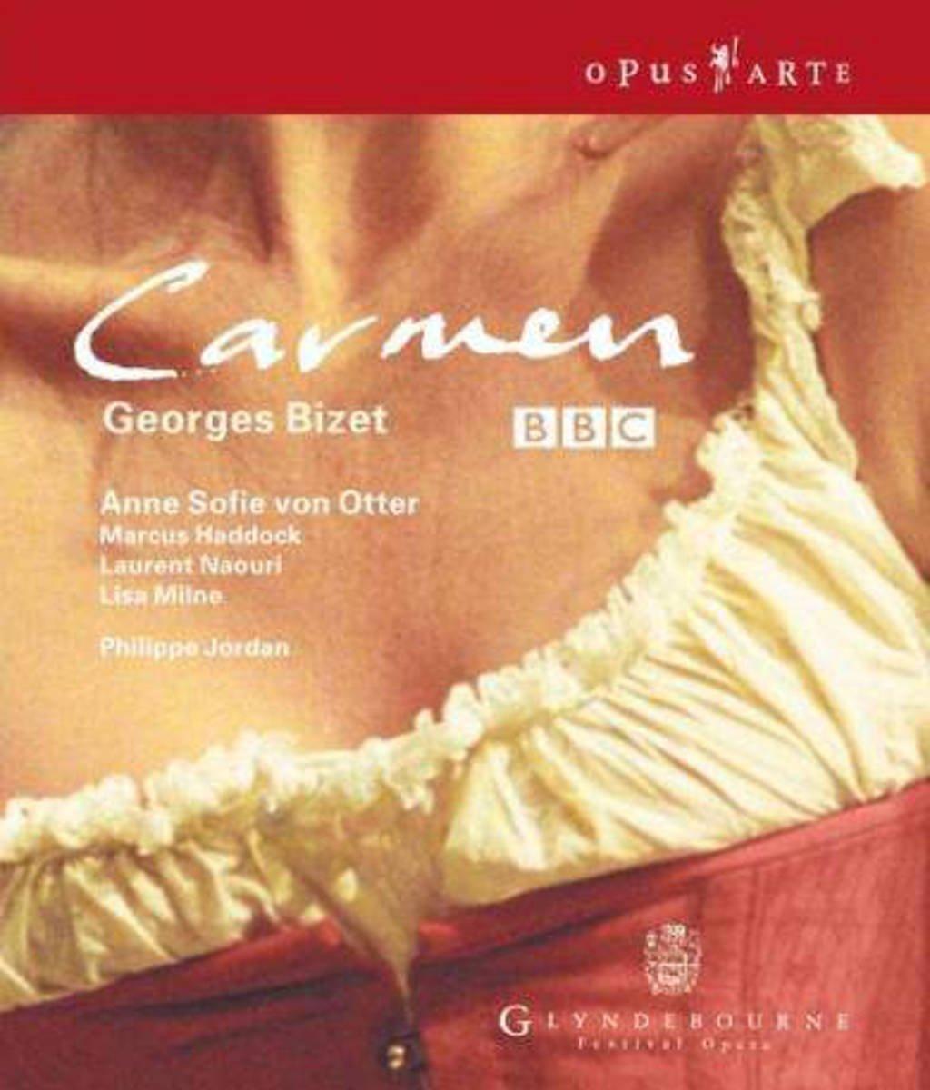 Von Otter/Naouri/London Philharmoni - Carmen (Blu-ray)