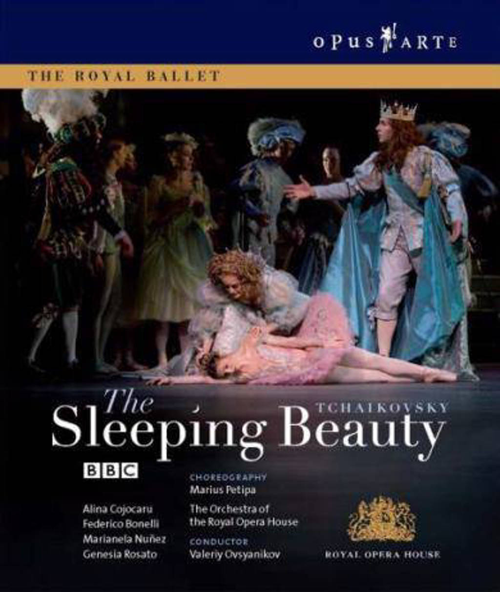Durante/Solymosi /The Royal Ballet/ - The Sleeping Beauty (Blu-ray)
