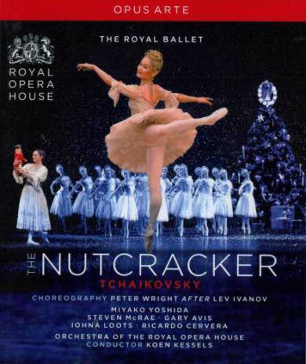 Yoshida/Cervera/Royal Opera House - The Nutcracker (Blu-ray)