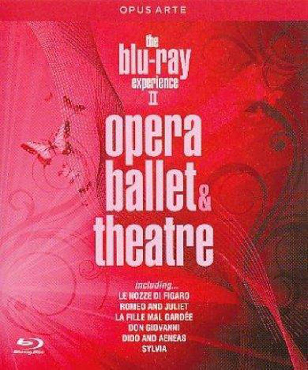 Various - The Blu-Ray Experience II, Opera & (Blu-ray)