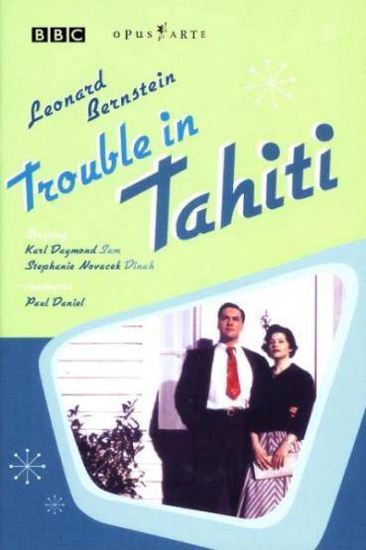 Novacek/Daymond/Randle/Stafford-All - Trouble In Tahiti (DVD)