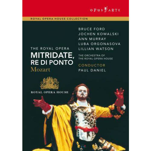 Ford/Kowalski/Murray/Royal Opera Ho - Mitridate Re Di Ponto (DVD) kopen