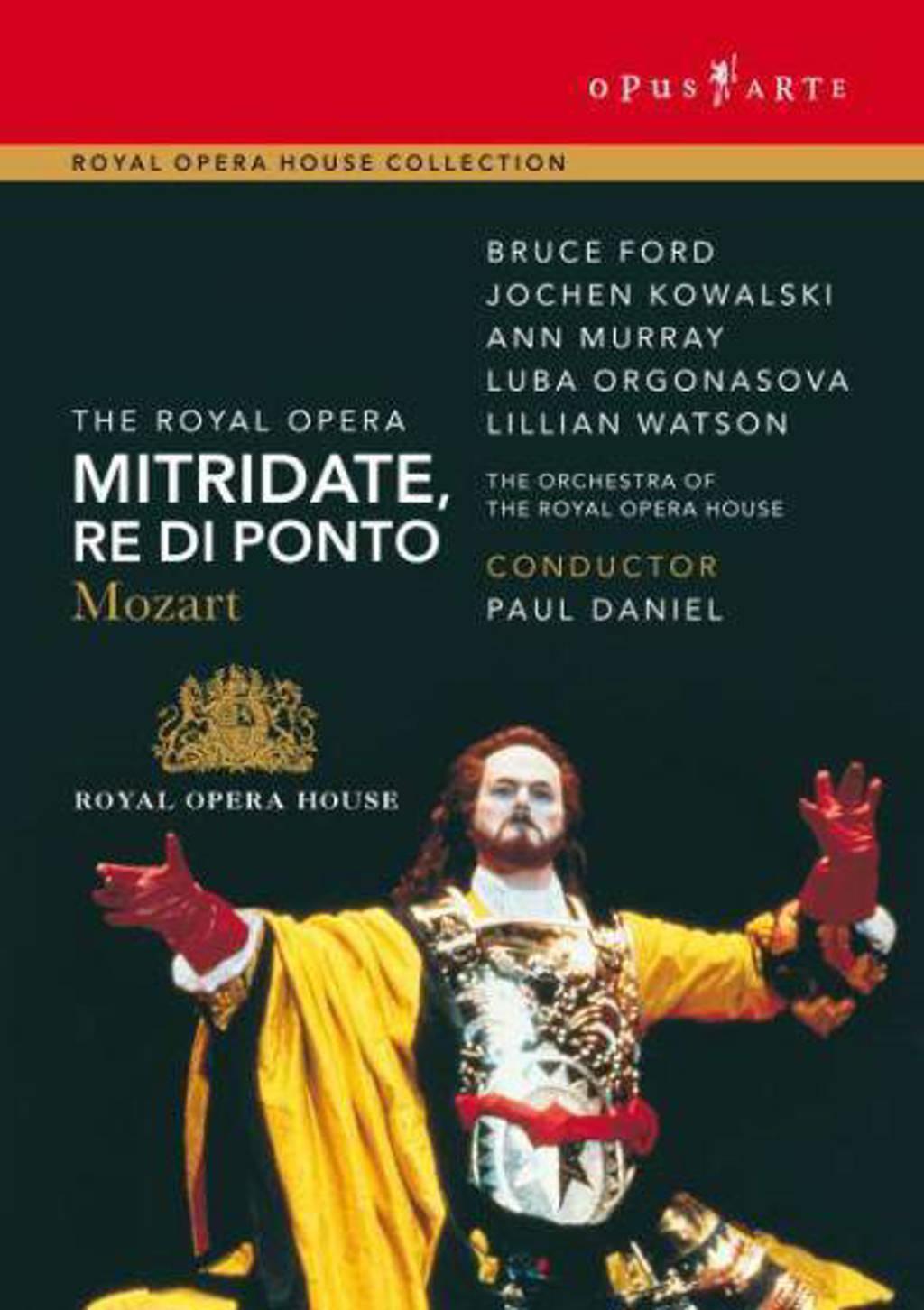 Ford/Kowalski/Murray/Royal Opera Ho - Mitridate Re Di Ponto (DVD)