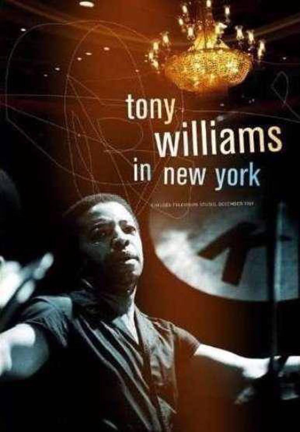 Tony Williams - In New York, December 15, 1989 (DVD)