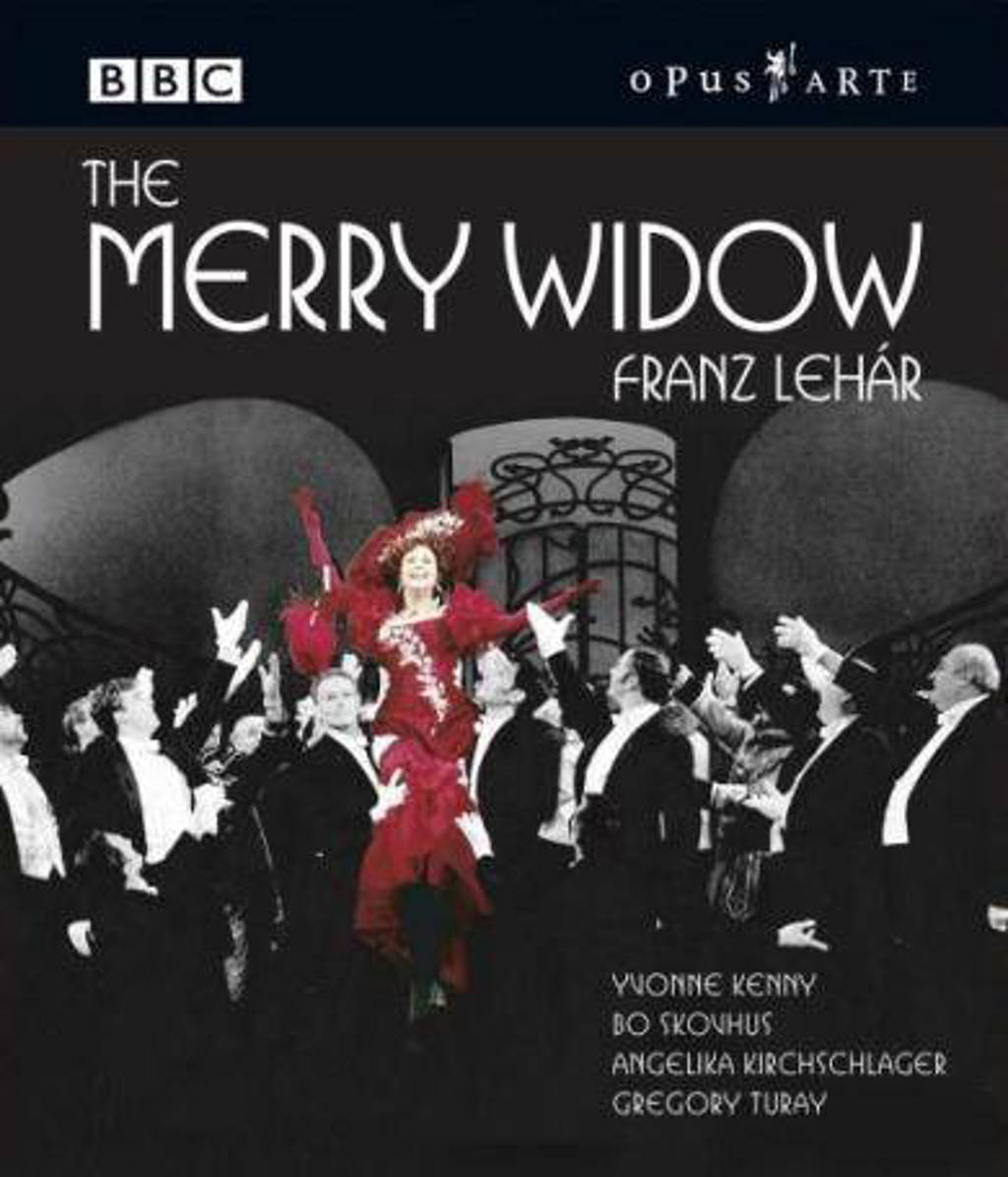 Kenny/Skovhus/Kirchschlager/Turay - The Merry Widow (Blu-ray)