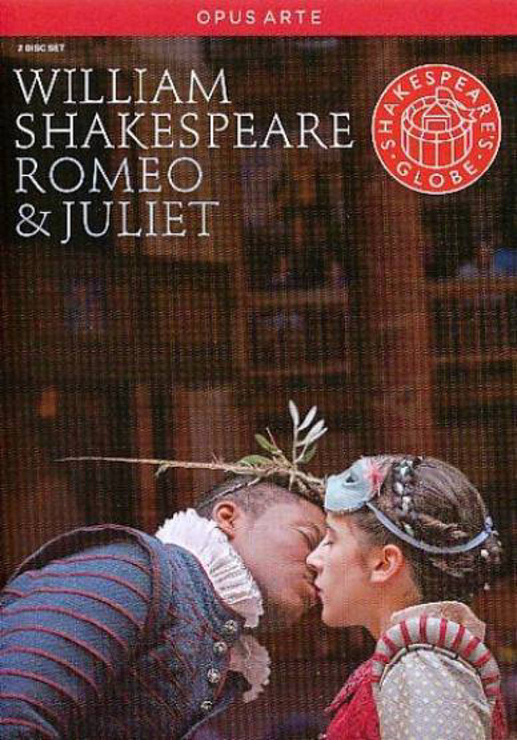 Vincent/Cumbus/Stuart/O Hagan - Romeo And Juliet (DVD)
