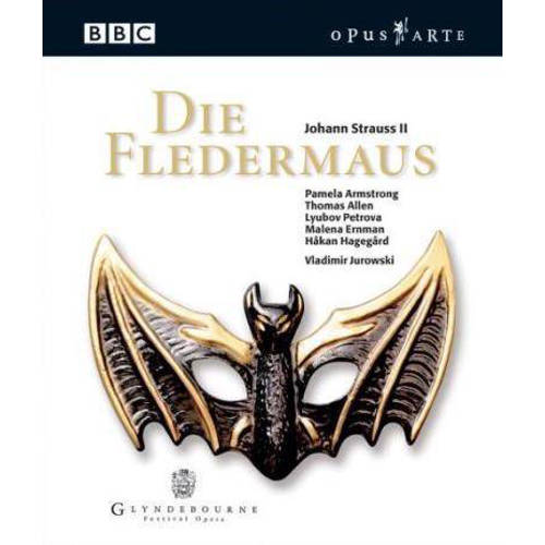 Lindskog/Petrova/Allen/London Philh - Die Fledermaus (Blu-ray) kopen