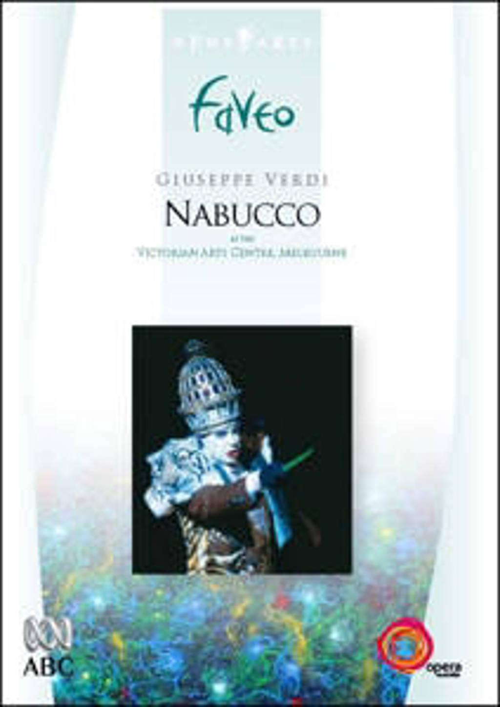 Martin/Gunn/Kelso/Austin/State Orch - Nabucco (DVD)