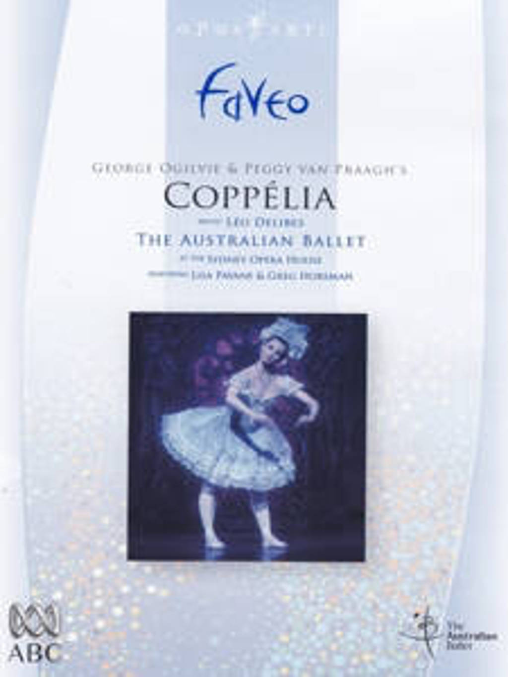 The Australian Opera And Ballet Orc - Coppelia (DVD)