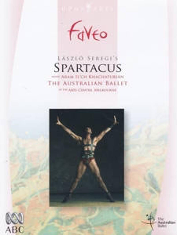 The Australian Ballet - Spartacus (DVD)