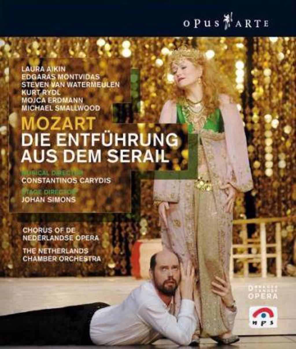 Aikin/Montvidas/Rydl/De Nederlandse - Die Entfuhrung Aus Dem Serail (Blu-ray)
