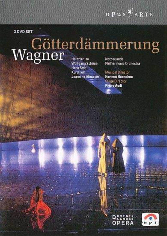 Kruse/Rydl/Smit/Nederlands Philharm - Gotterdammerung (DVD)