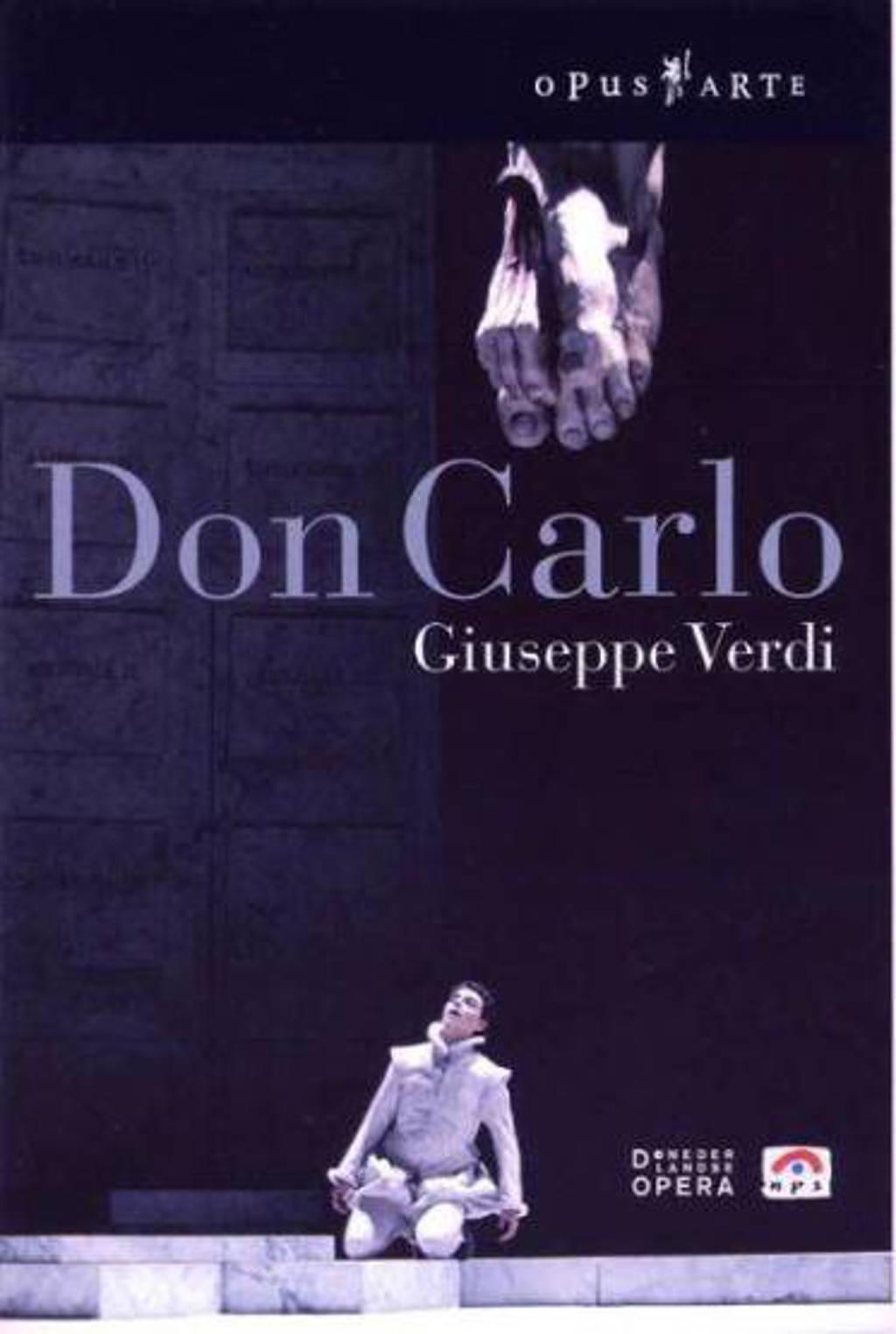 Lloyd/Villazon/Croft/Royal Concertg - Don Carlo (DVD)
