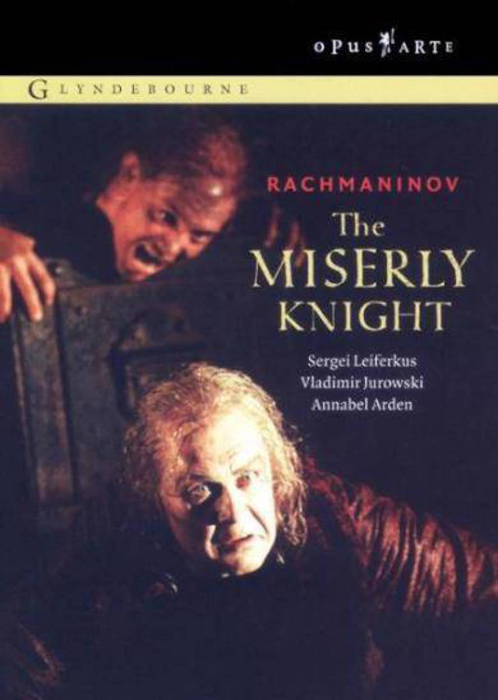Leiferkus/Berkeley-Steele/London Ph - The Miserly Knight (DVD)