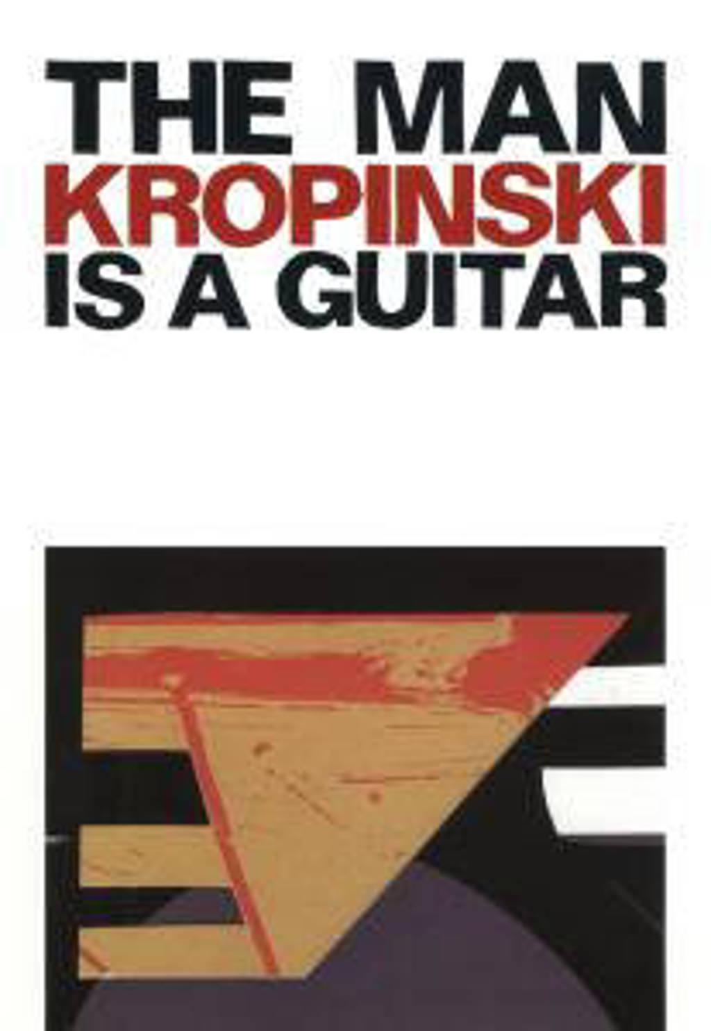 Uwe Kropinski - Acoustic Guitar Voice (DVD)