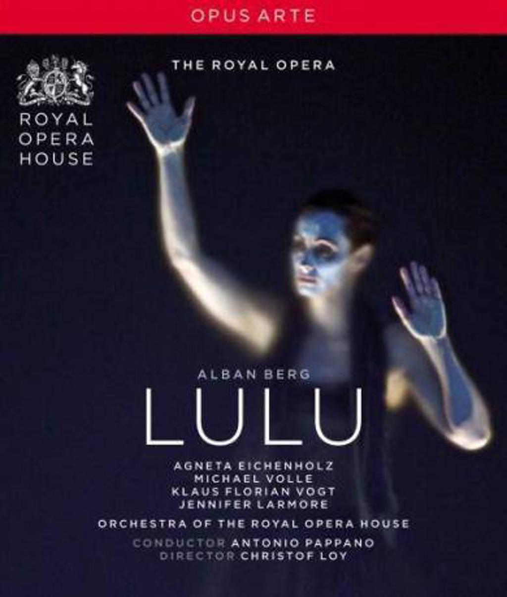 Eichenholz/Volle/Langridge/Royal Op - Lulu (Blu-ray)