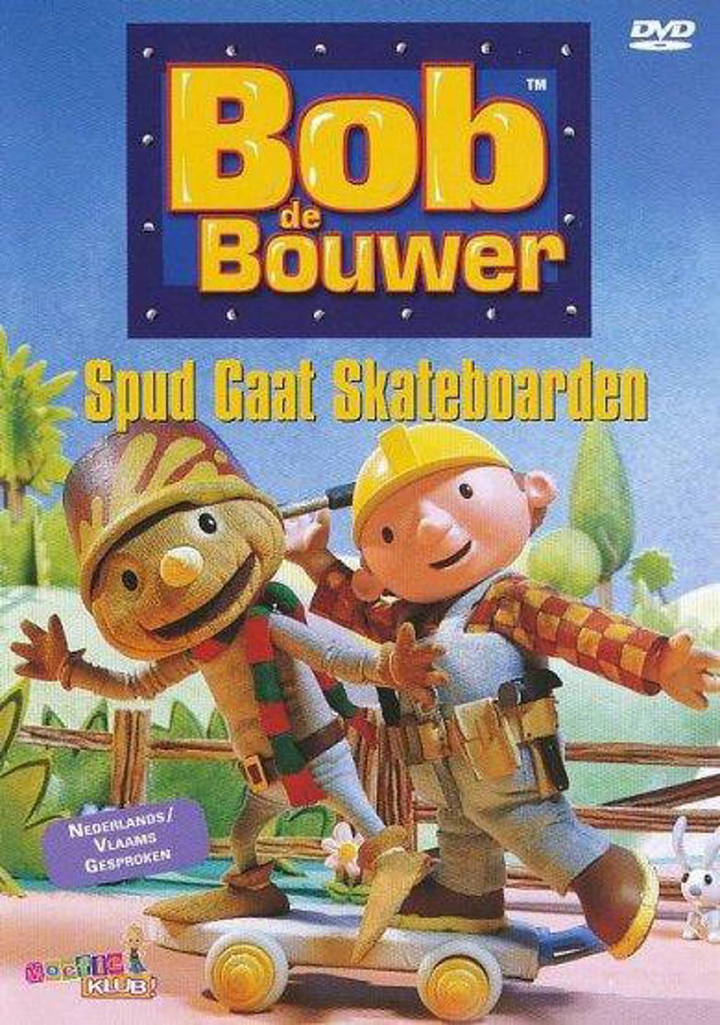 Bob de bouwer - Spud gaat skateboarden (DVD)