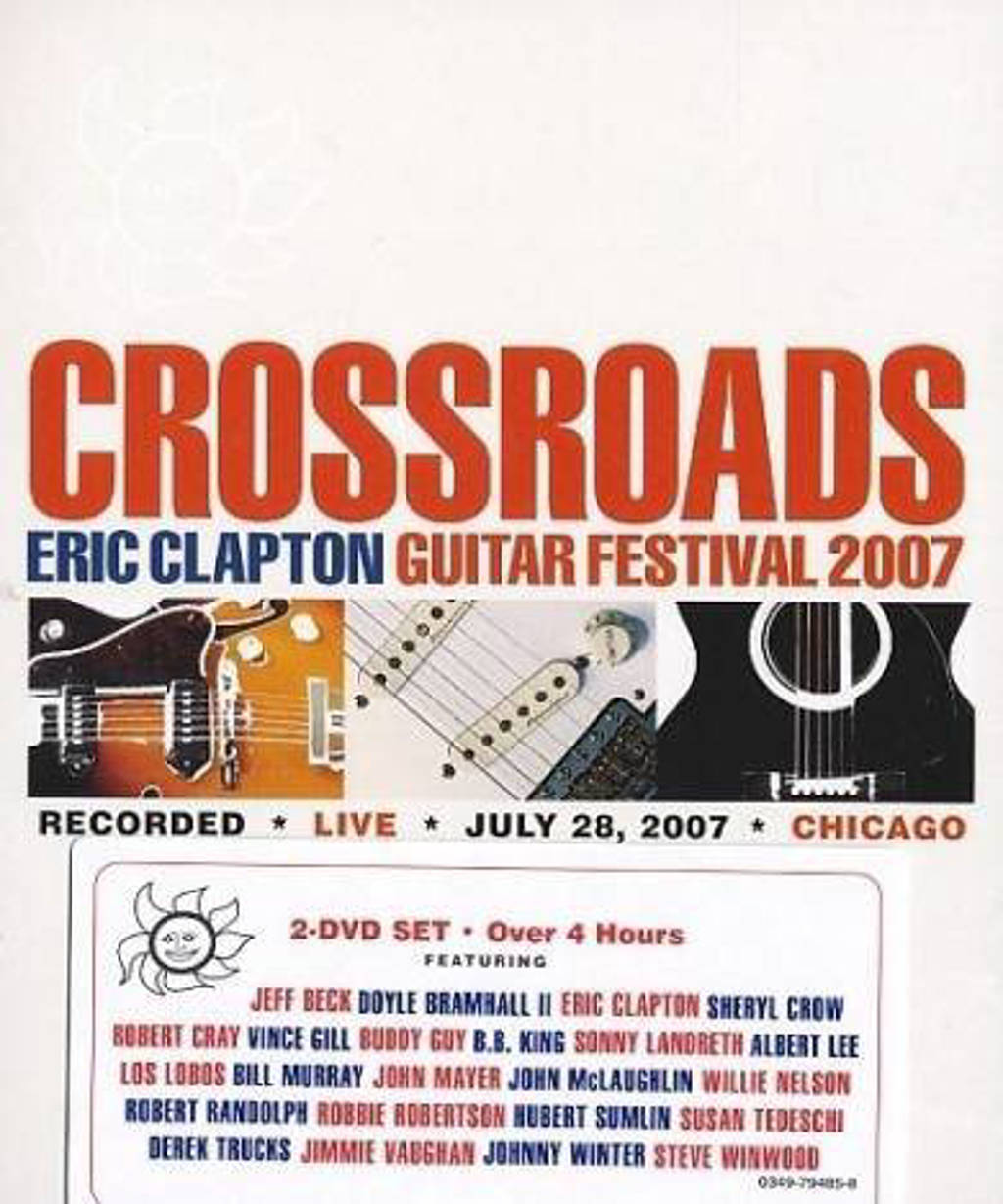 Eric Clapton - Crossroads Festival 07 (Jewel) (DVD)