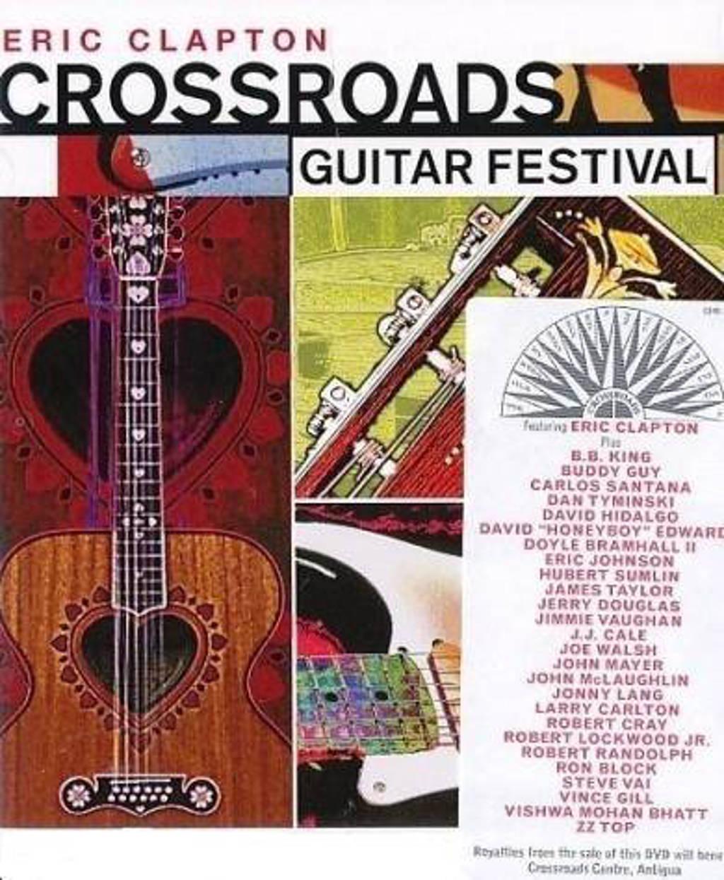 Eric Clapton - Crossroads Festival 04 (Jewel) (DVD)