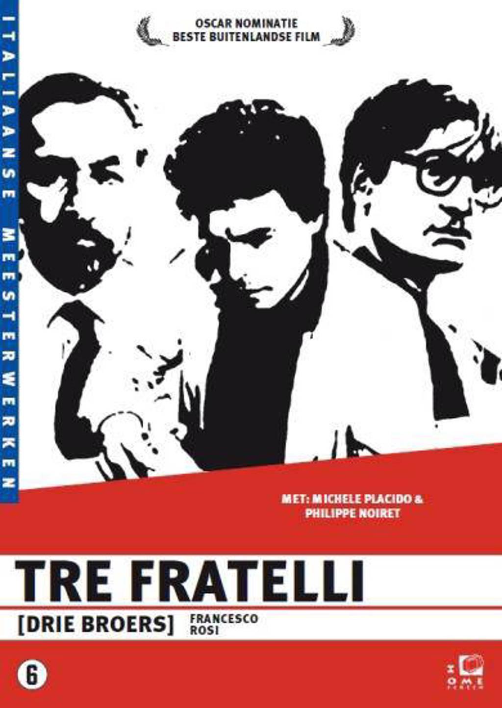 Tre fratelli (DVD)