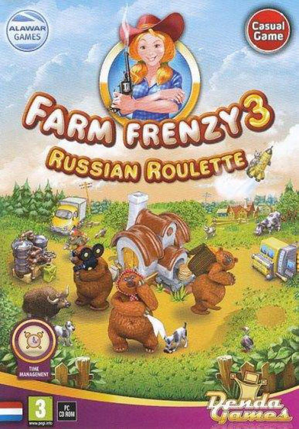 Farm frenzy 3 - Russian roulette (PC)