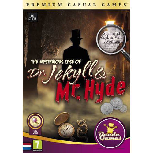 Mysterious case of Dr. Jekyll & Mr. Hyde (PC) kopen