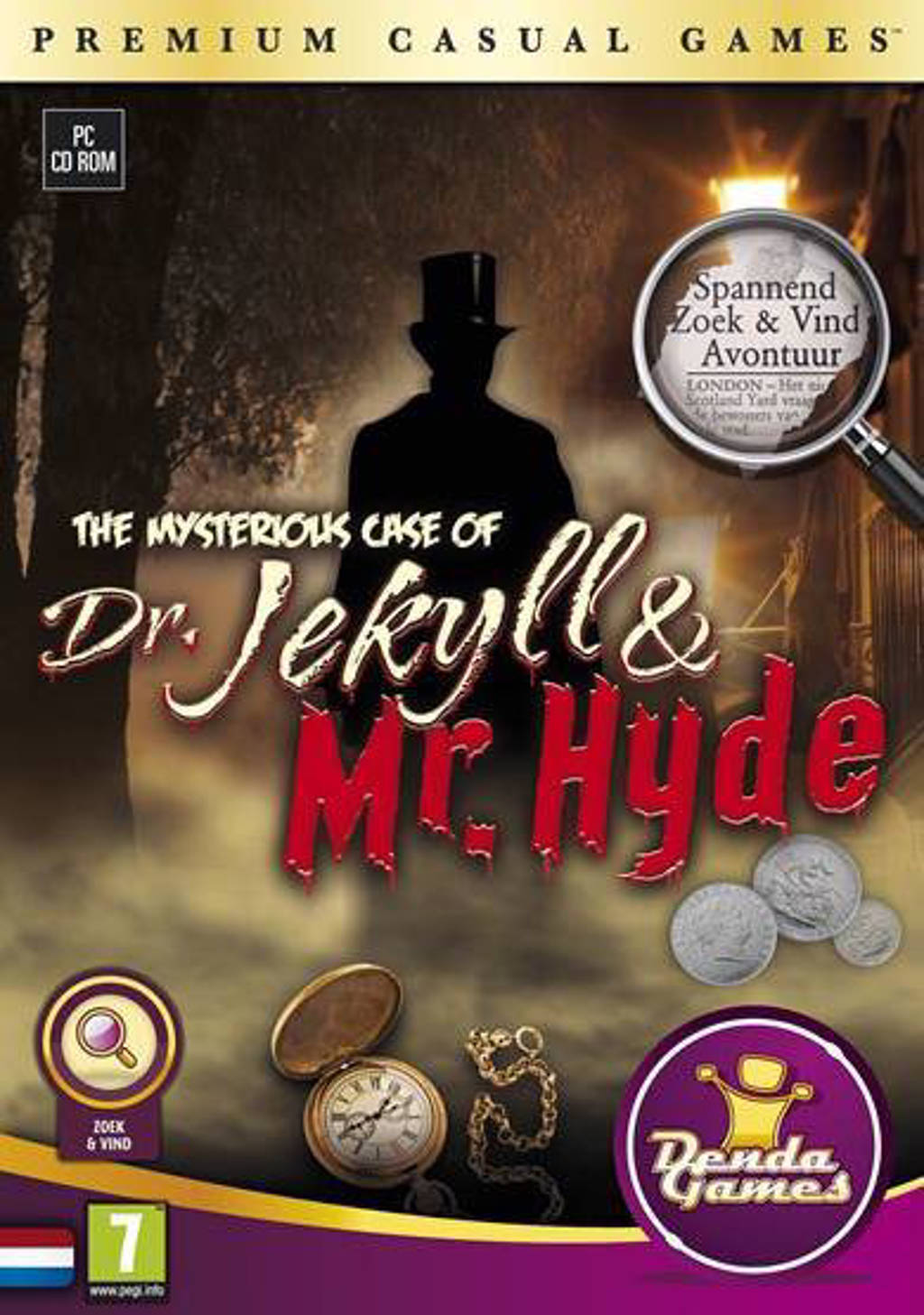 Mysterious case of Dr. Jekyll & Mr. Hyde (PC)