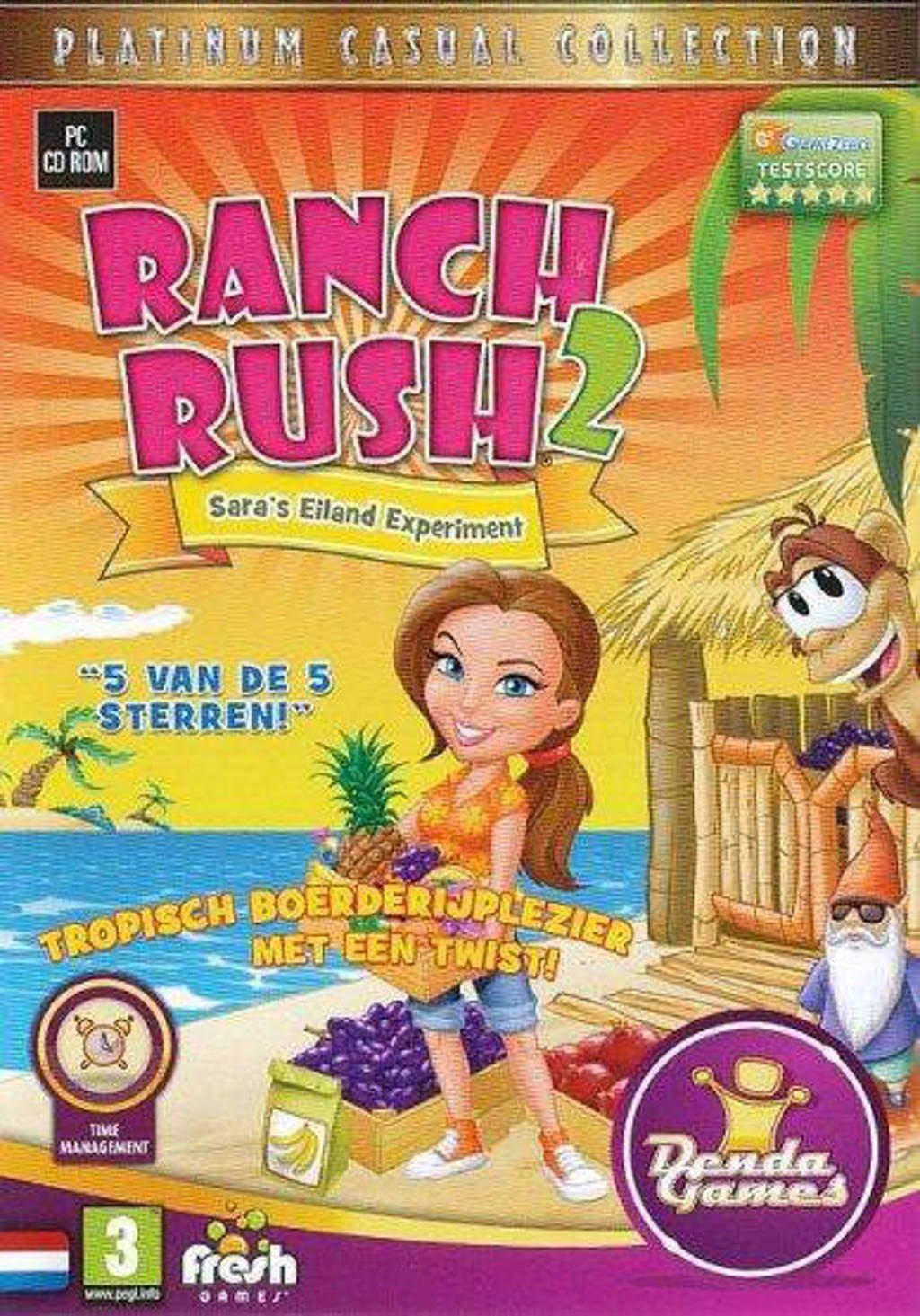 Ranch rush 2 (PC)
