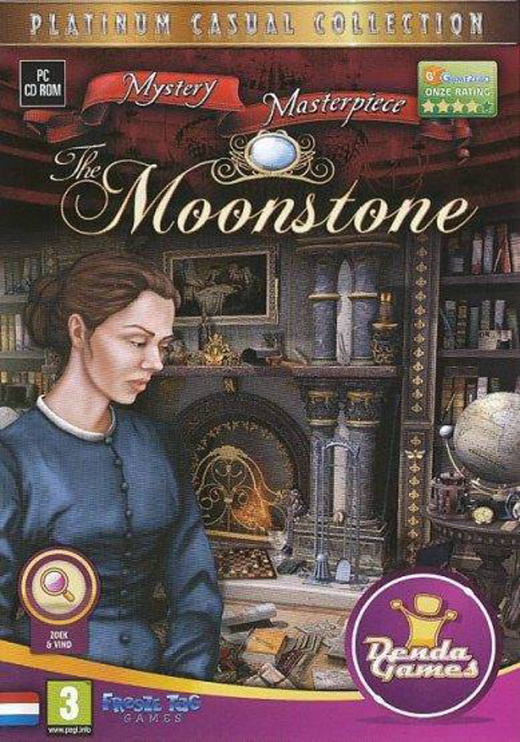 Mystery masterpiece - The moonstone (PC)
