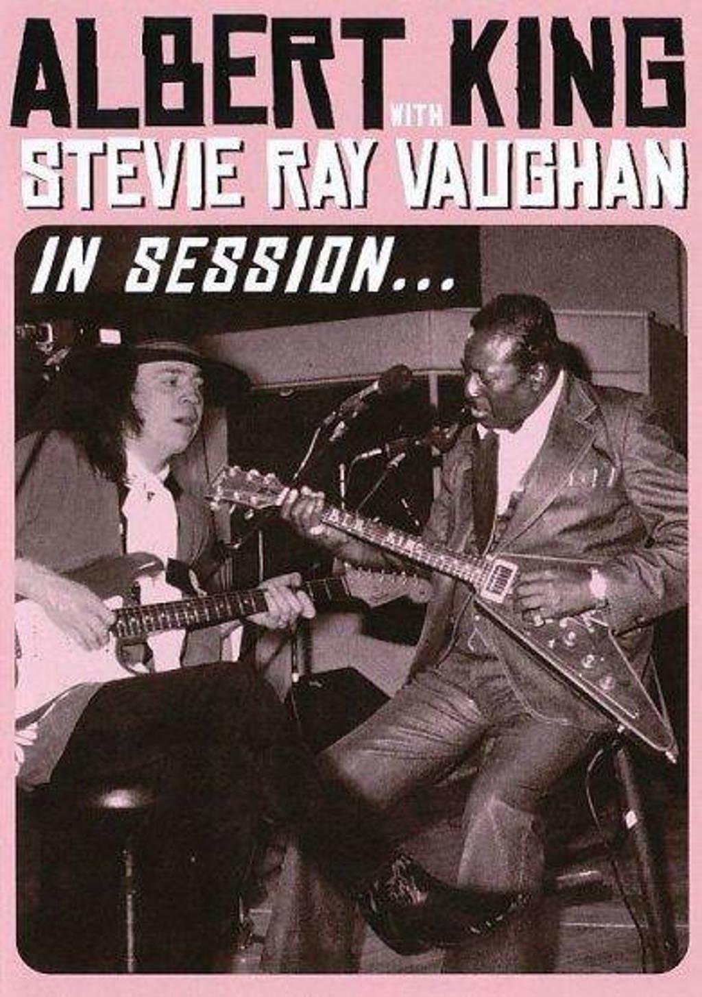 Albert King & Stevie Ray Vaughan - In Session (DVD)