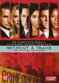 Without a trace - Seizoen 6 (DVD)
