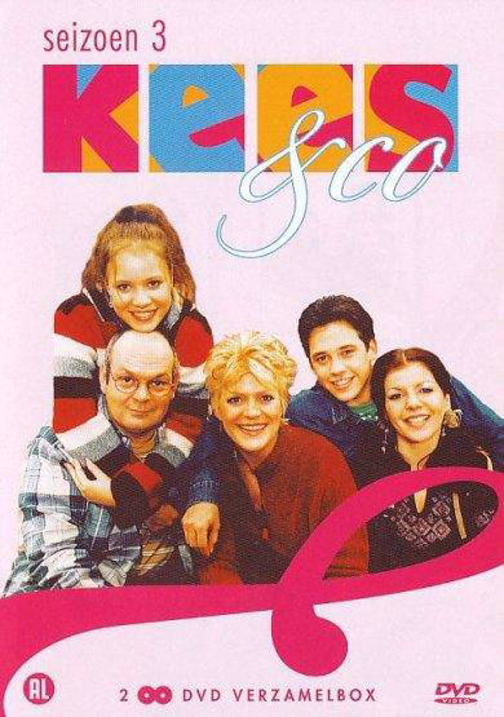 Kees & Co - Seizoen 3 (DVD)