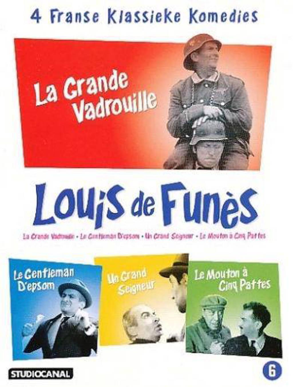 Louis de Funes box 7 (DVD)