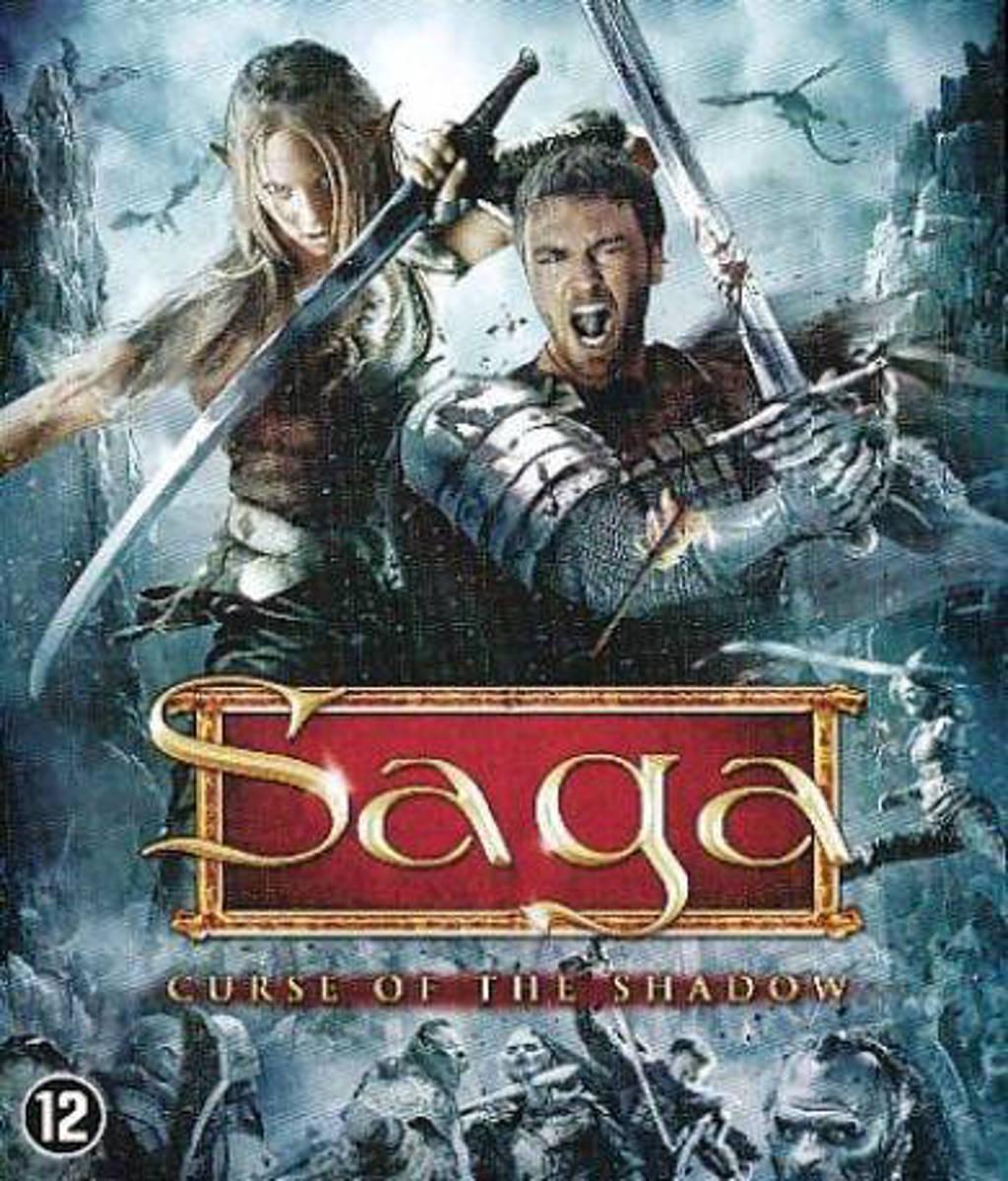 Saga - Curse of the shadow (Blu-ray)