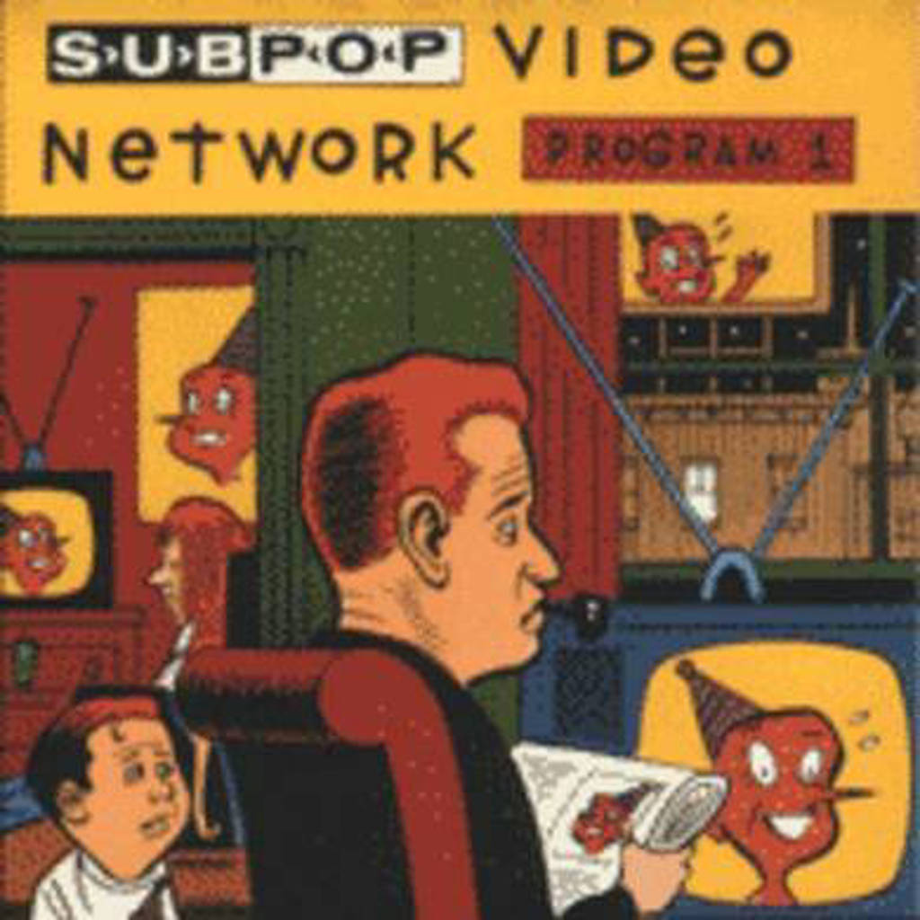 V/A - Video Network Program 1 (DVD)