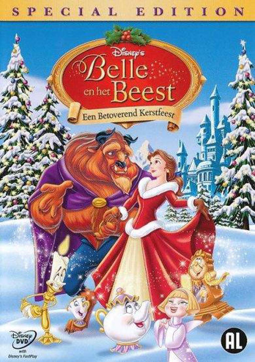 Belle en het beest - Een betoverend kerstfeest (DVD)