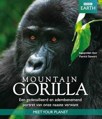 BBC earth - Mountain gorilla (Blu-ray)