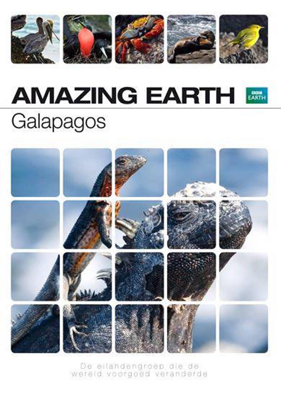 BBC earth - Galapagos (DVD)