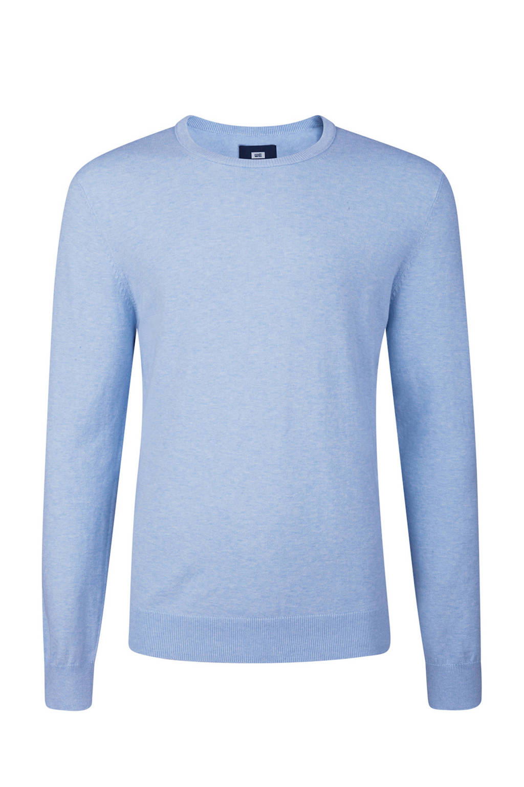WE Fashion trui, Pale Blue Melange