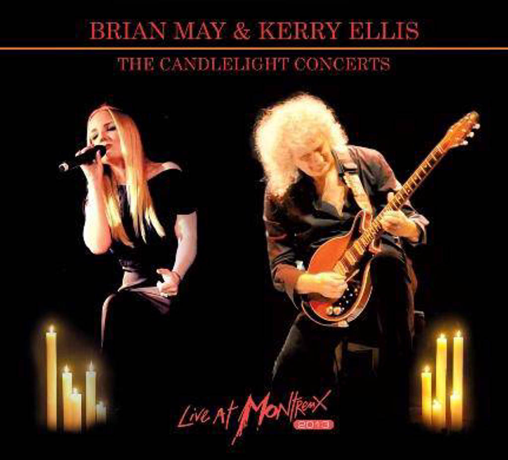 Brian May & Kerry Ellis - The Candlelight Concerts/Live At Mo (DVD)