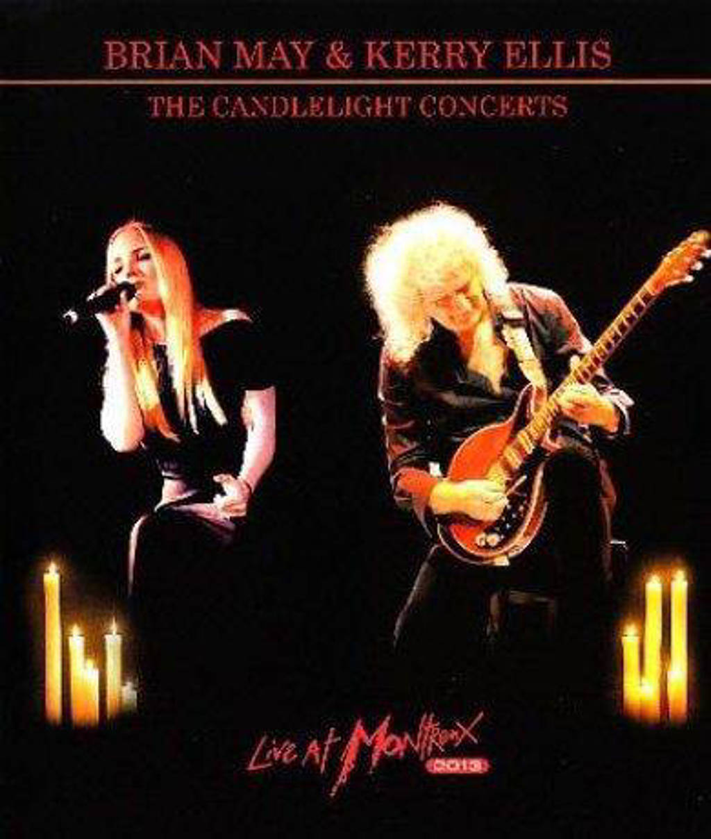 Brian May & Kerry Ellis - The Candlelight Concerts/Live At Mo (Blu-ray)
