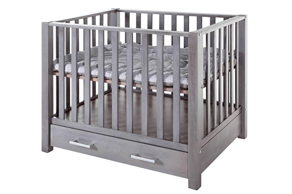 Kidsriver Casper baby box grey wash, Grey Wash