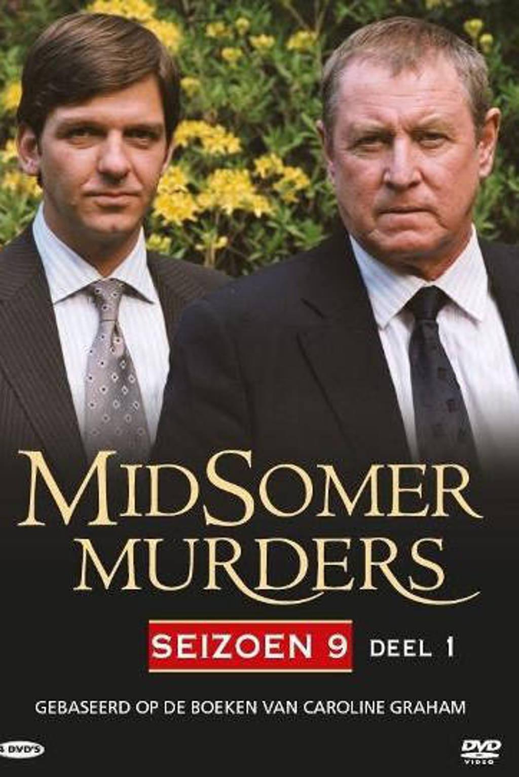 Midsomer murders - Seizoen 9 deel 1 (DVD)