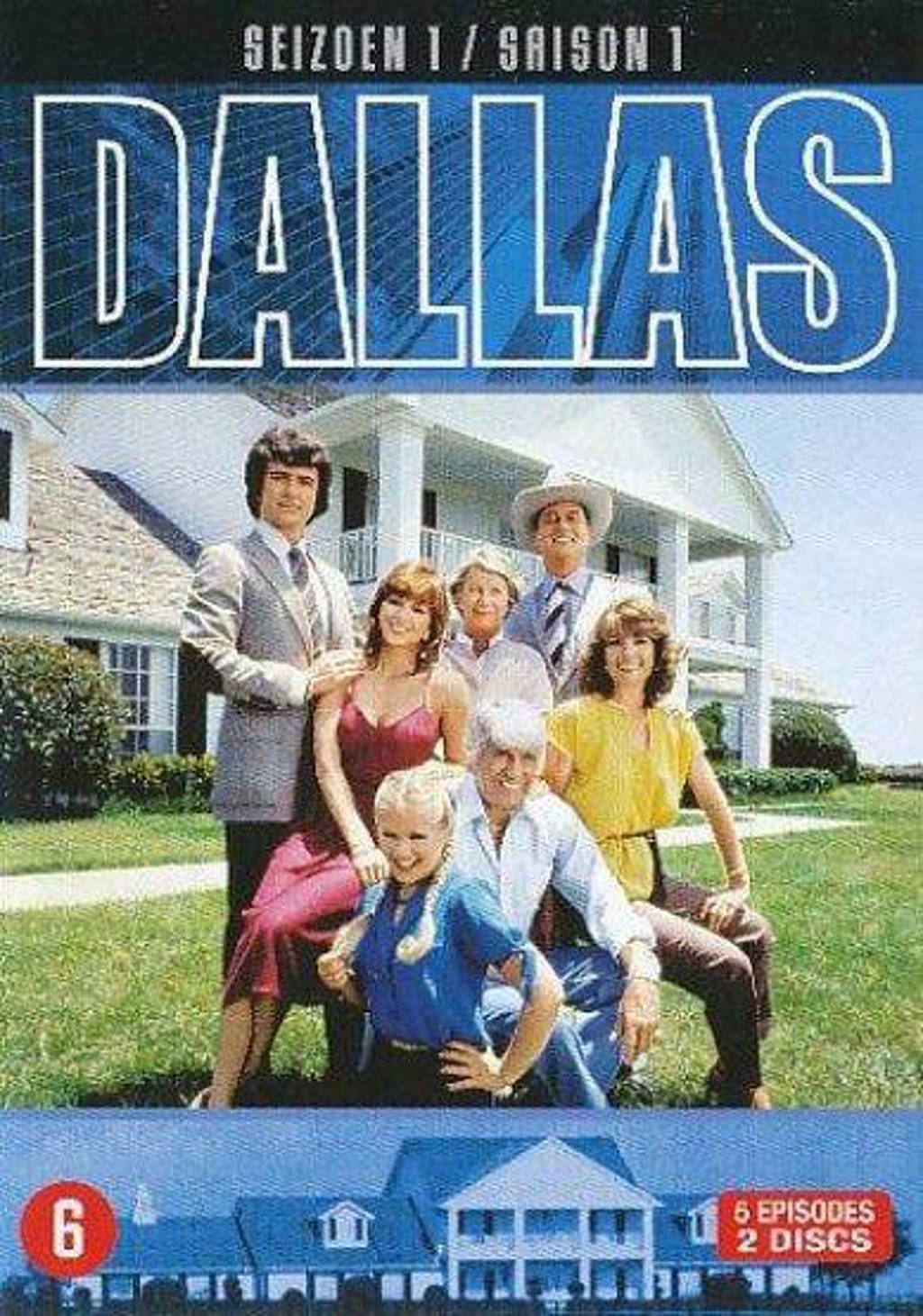 Dallas - Seizoen 1 (DVD)